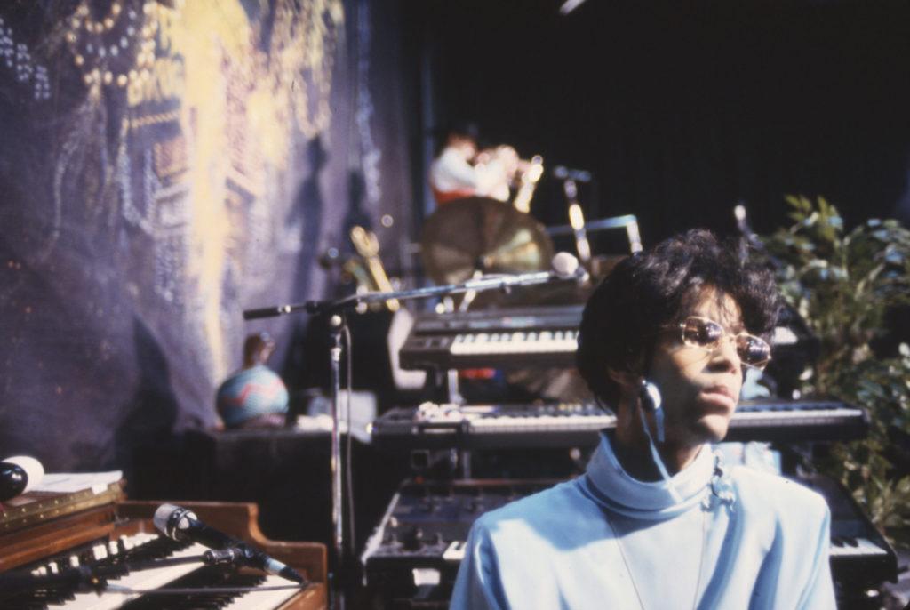 Prince Sign O' The Times press shot 2